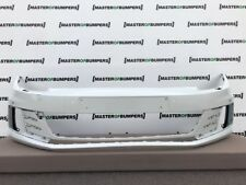 VW SCIROCCO R LINE 2014-2017 FRONT BUMPER IN GREY GENUINE [V682]