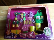"My Life ""Gardening Play Set"" 21 Piece Set By My Life"" (Nib)"