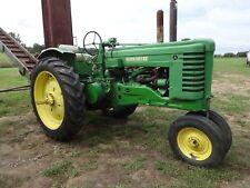 John Deere A Tractor Power Steering Fenders Hydraulics 3 Point