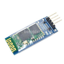 HOT Wireless Serial 4 Pin Bluetooth RF Transceiver Module HC-06 RS232 FR