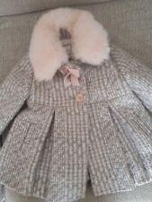 Baby Phoebe Tweed Coat
