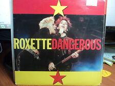 """Roxette """"Dangerous"""" Terrific Oz PS 7"""""""