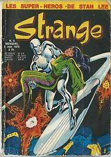 RARE EO STRANGE N° 6 JUIN 1970 STAN LEE + COLLECTIF ( ÉTAT CORRECT )