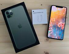 Apple iPhone 11 Pro Max - 64Go - Vert nuit (Désimlocké) - TBE