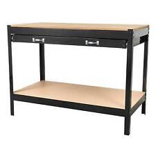 Sealey Garage/Workshop Worktop Workbench - 1.2mtr - With Drawer - AP12160