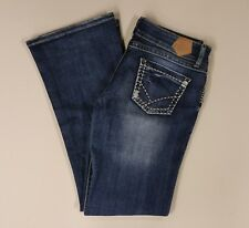 98be3a3a132 tin haul jeans low rise boot cut womens size 29S 29 short
