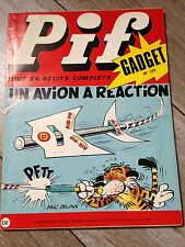 PIF GADGET 129 (1971) totoche, pifou la jungle en folie etc... TBE