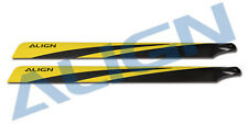 Align Trex 700N Carbon Fiber Blades HD700C