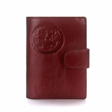 CONTACT'S Real Genuine Leather Mens Passport Holder Wallets Man Cowhide Passport
