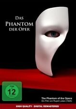 rupert julian das phantom der oper 1925 - lon chaney dvd neu