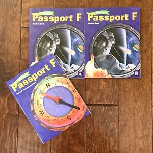 Voyager Passport F Student Books A, B and Assessment Book