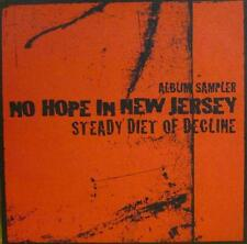 No Hope In New Jersey(CD Album)Steady Diet Of Decline-Atlantic-New