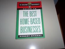 """Guide to the Best Home-Based Businesses"" paperback"