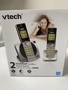 New! VTech CS6919-2 2 handset cordless phone system w/ caller ID / call waiting