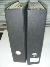 Ww, China, 4000+ Stamps hinged on pages(2 binders)