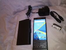 Blackberry Priv STV100-4 -32GB Black (Unlocked) 4G Android 6.0.1 Smartphone 18MP