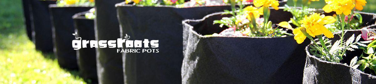 Grassroots Fabric Pots