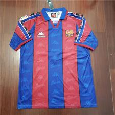 Maglia Jersey Barcelona Home/Away 1996/1997 #9 RONALDO FENOMENO #8 STOICHKOV
