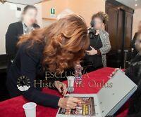 Giuliana De Sio Foto autografata Signed Autografo Il Malato Immaginario Cinema