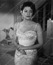 8641-22 Yvonne DeCarlo evening gown 8641-22 8641-22
