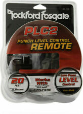 Rockford Fosgate Plc2 Remote Punch Level Control knob/2013+ Punch amplifiers