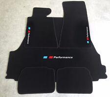 Autoteppich Kofferraummatte Set für BMW E34 5er Lim. Performance 5tlg. Velours