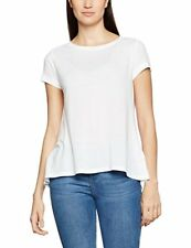 Tommy Jeans Hilfiger Denim Women's T-Shirt in white uk sz x small new