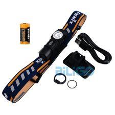 Fenix HM50R Cree XM-L2 U2 Rechargeble Headlamp 500LM Flashlight Torch w/ Battery