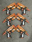 NERF Firestrike Lot of 6 Nerf Guns Mixed Conditions ALL FIRE! Party Pack!