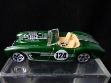 Mattel Hot Wheels Web Trading Cars Austin-Healey 07