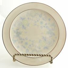 Noritake Summer Eve Bread Plate Blue White Floral 7163