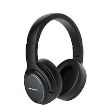 AWEI A950BL Wireless Foldable Headphones with Active Noise Cancellation (ANC)