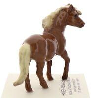 Hagen-Renaker Miniature Ceramic Horse Figurine Shetland Pony Mare