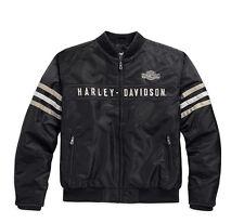 """Harley-Davidson H-D Bomberjacke """"HERITAGE"""" Textil Gr. 2XL *98552-15VM/022L*"""