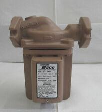 Taco Bronze Cartridge Circulator Pump 0011-BF4Y