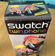 Swatch Twinphone  Twin Phone OVP Doppel Telefon Retro Sammler 90er Jahre
