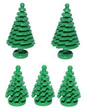 ☀️NEW! LEGO plants: Little forest with 2 big and 3 little trees