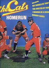 THE CATS homerun HOLLAND EX LP