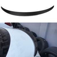 Rear Trunk Spoiler Wing Carbon Fiber Fit for Mercedes Benz C117 CLA-Class CLA45