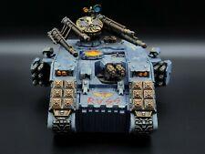 Warhammer 40k Space Wolves Land Raider Crusader Conveted #3 Painted