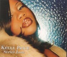 Kelly Price(CD Single)Secret Love-Island-CID 739-1999-New