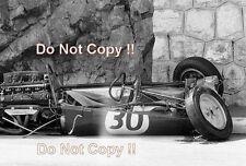 Innes Ireland Lotus 21 Gran Premio de Mónaco 1961 fotografía