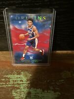 2019-20 Panini Origins 44 Red Parallel Matisse Thybulle RC 76ers