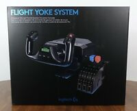 Logitech G Saitek PRO Flight Yoke System SIMULATOR CONTROLLER ~ Ships Today!