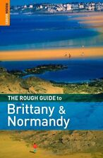 The Rough Guide to Brittany and Normandy (Rough Guide Travel Guides),Greg Ward,