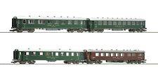 Roco 74126 Personenwagenset Schnellzug SBB 4x H0
