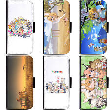 Anime Kemono Friends Phone Wallet Flip Case Cover for HTC Nokia Oppo Xiaomi