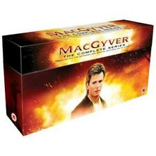 "MACGYVER COMPLETE SERIES COLLECTION 39 DISCS DVD BOX SET R4 ""NEW&SEALED"""