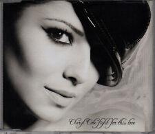 CHERYL COLE Fight For This Love MCD 2009 WIE NEU Pop Klassiker ! GIRLS ALOUD