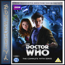 DOCTOR WHO -  THE COMPLETE SERIES 5 - ****BRAND NEW AND SEALED